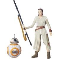 Hasbro Star Wars The Force Awakens Black Series 6 Inch 02 Rey & Bb-8