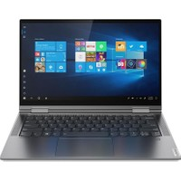 "Lenovo Yoga C740 Intel Core i7 10510U 8GB 512GB SSD Windows 10 Home 14"" FHD İkisi Bir Arada Bilgisayar 81TC000VTX"