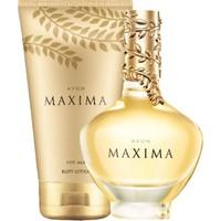 Avon Maxima Edp 50 ml Bayan Parfüm 2'li Set