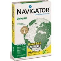 Navigator A4 Fotokopi Kağıdı 80 gram 5'li kutu (500+50 sayfa) (2750 adet)