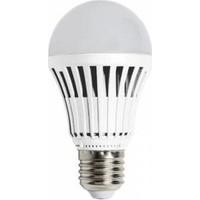 Ledsan 5 W Şarjlı LED Ampul E-27 Model Beyaz