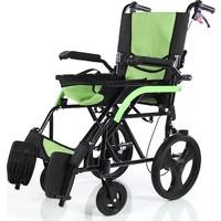 Wollex W865 Refakatçi Katlanabilir Tekerlekli Sandalye