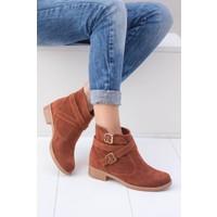 Fox Shoes Taba Kadın Bot A726191002