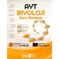 Biyotik Yayınları AYT Biyoloji Soru Bankası - Canset Yıldız