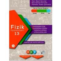 Fiziksel Alan Yayınları Fizik Fasikülleri 13 Modern Fizik - Ahmet Acar