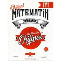 Orijinal Yayınları TYT Orijinal Matematik Soru Bankası - Fatih Dayı