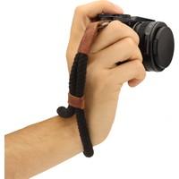 Megagear MG939 Cotton Kamera El Bilek Kayışı Tüm Kameralar Için Güvenlik Küçük 23 cm