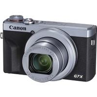 Canon Powershot G7 x Mark Iıı Gümüş (2 Yıl Canon Eurasia Garantili)