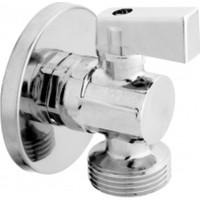 Nsk Küresel Çamaşır Makinesi Musluğu Krom N2512502