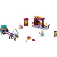 LEGO Disney Princess 41166 Elsa'nın Araba Macerası