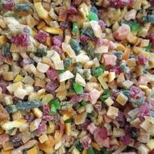 Ayvalık Baharat Karışık Meyve Kurusu 1 kg