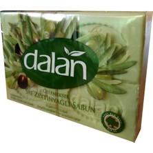 Dalan Geleneksel Zeytinyağlı Saf Sabun 150 gr x 4