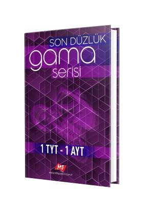 MF Kazanım Yayınları TYT AYT Son Düzlük Gama Serisi Deneme