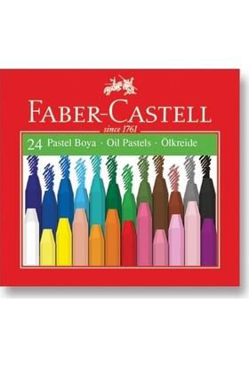 Faber-Castell Karton Kutu Pastel Boya 24 Renk
