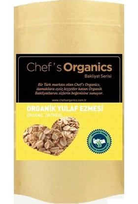 Chef's Organics Organik Kuruyemişli ve Kuru Meyveli Yulaf Ezmesi 500 G