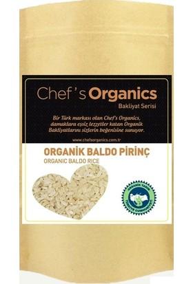 Chef's Organics Organik Baldo Pirinç 1 kg
