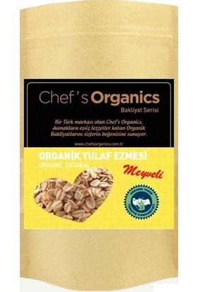 Chef's Organics Organik Kuru Meyveli Yulaf Ezmesi 500 G