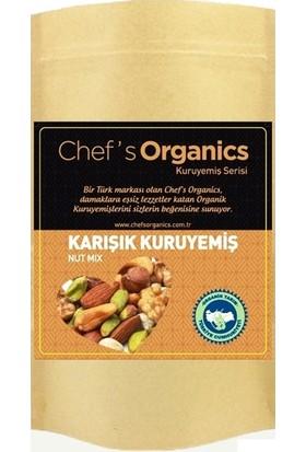 Chef's Organics Organik Karışık Kuruyemiş 200 G