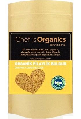 Chef's Organics Organik Pilavlık Bulgur 1 kg