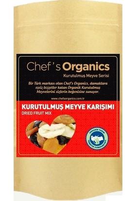 Chef's Organics Organik Karışık Kuru Meyve 200 G