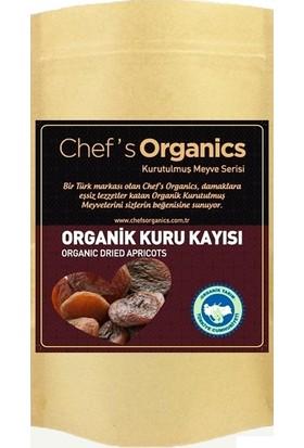 Chef's Organics Organik Tane Kuru Kayısı 200 G