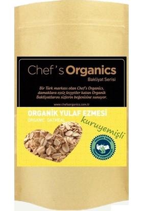Chef's Organics Organik Kuruyemişli Yulaf Ezmesi 500 G
