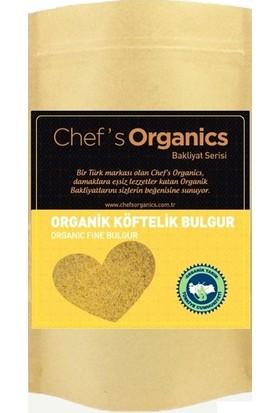 Chef's Organics Organik Köftelik Bulgur 1 kg