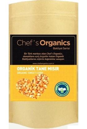 Chef's Organics Organik Tane Mısır 1 kg