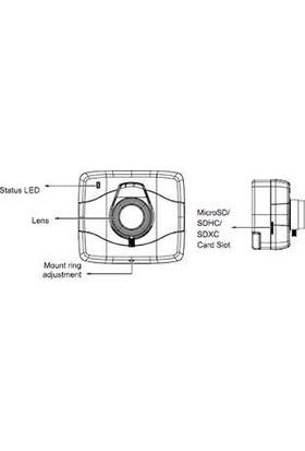 Vivotek Ip8152-Tr 1.3Mp Hd Küp Network Güvenlik Kamerası