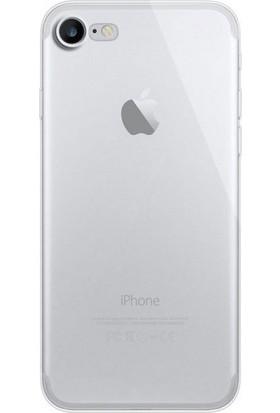 Mopal Apple iPhone 7 Kamera Korumalı Şeffaf Silikon Kılıf