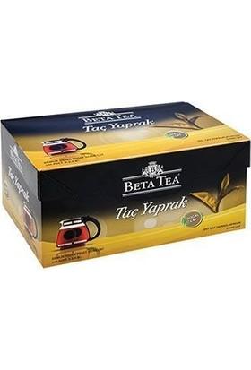 Beta Taç Yaprak Demlik Poşet Çay 100 x 3,2 GR