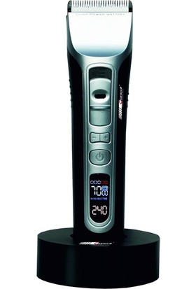 Charmvıt Professıonal CM5000 Dıgıtal Saç Sakal Kesme Makinesi - Siyah