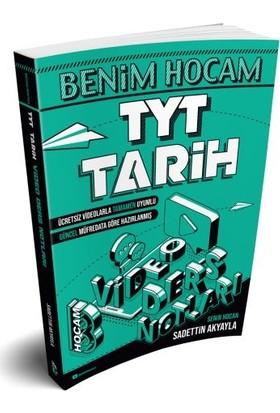Benim Hocam Yayınları Tyt Tarih Video Ders Notları - Sadettin Akyayla