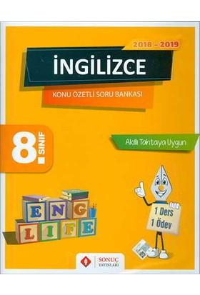 Sonuç Yayınları 8.Sınıf İngilizce