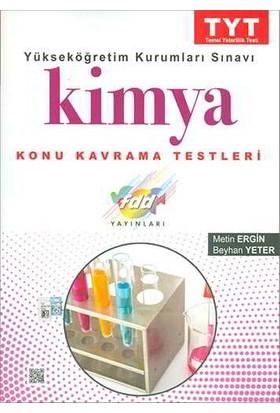 FDD TYT Kimya Konu Kavrama Testleri