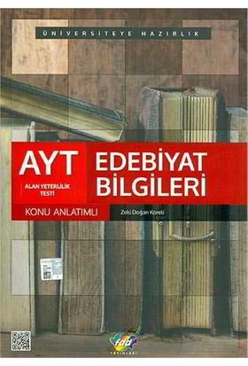 FDD AYT Edebiyat Bilgileri Konu Anlatımı