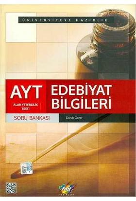 FDD AYT Edebiyat Bilgileri Soru Bankası