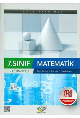 FDD 7.Sınıf Matematik Soru Bankası