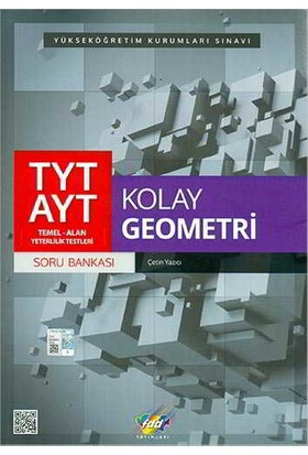 FDD TYT AYT Kolay Geometri Soru Bankası