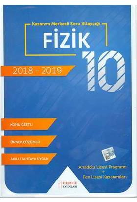 Derece Yayınları Derece Yayınları 10.Sınıf Fizik Set