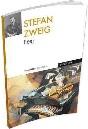 Fear - Stefan Zweig - (İngilizce) - Maviçatı Yayınları