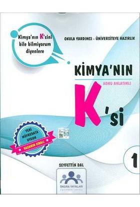 Kimya nın K sı Konu Anlatımlı Önsıra Yayınları