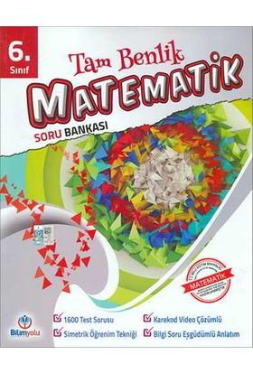 Tam Benlik 6.Sınıf Matematik Soru Bankası