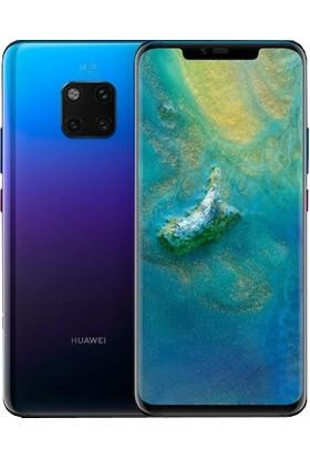 Dafoni Huawei Mate 20 Pro Ön + Arka Darbe Emici Full Ekran Koruyucu Film