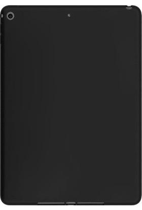 "Essleena Windys Apple iPad Mini 5.Nesil +(2019) 7.9"" (A2124/A2125/A2126/A2133) Kılıf Soft Mat Rubber Silikon Koruma Siyah"