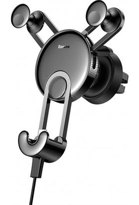 Baseus SULYSS-0S YY Lightning Kablolu Araç İçi Telefon Tutucu