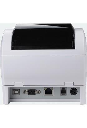Zywell ZY-306 80 mm ETH + USB + Parlel Termal Pos Yazıcı