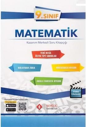 Sonuç Yayınları 9. Sınıf Matematik Kazanım Merkezli Soru Bankası Seti
