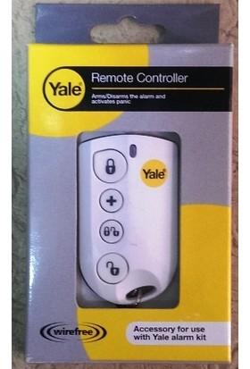 Yale Alarm Kablosuz Anahtarlık Tip Uzaktan Kumanda