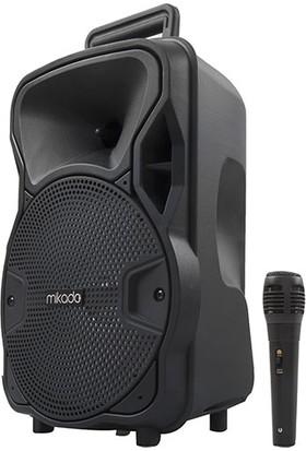 Mikado MD-45BT 3.7V1800MAH Siyah Kablolu Mikrofon Toplantı Anfisi